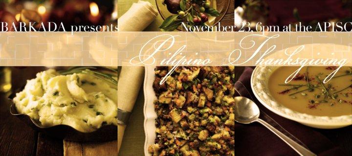 Pilipino Thanksgiving