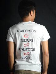 Back of Legac-E shirt